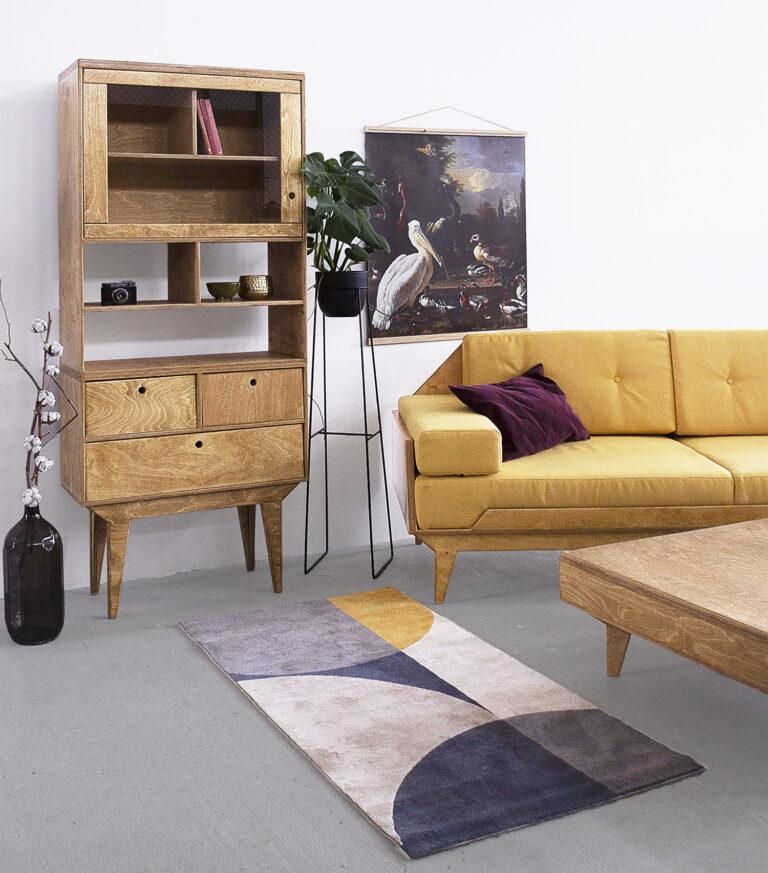 witryna ze sklejki sklejka sofa