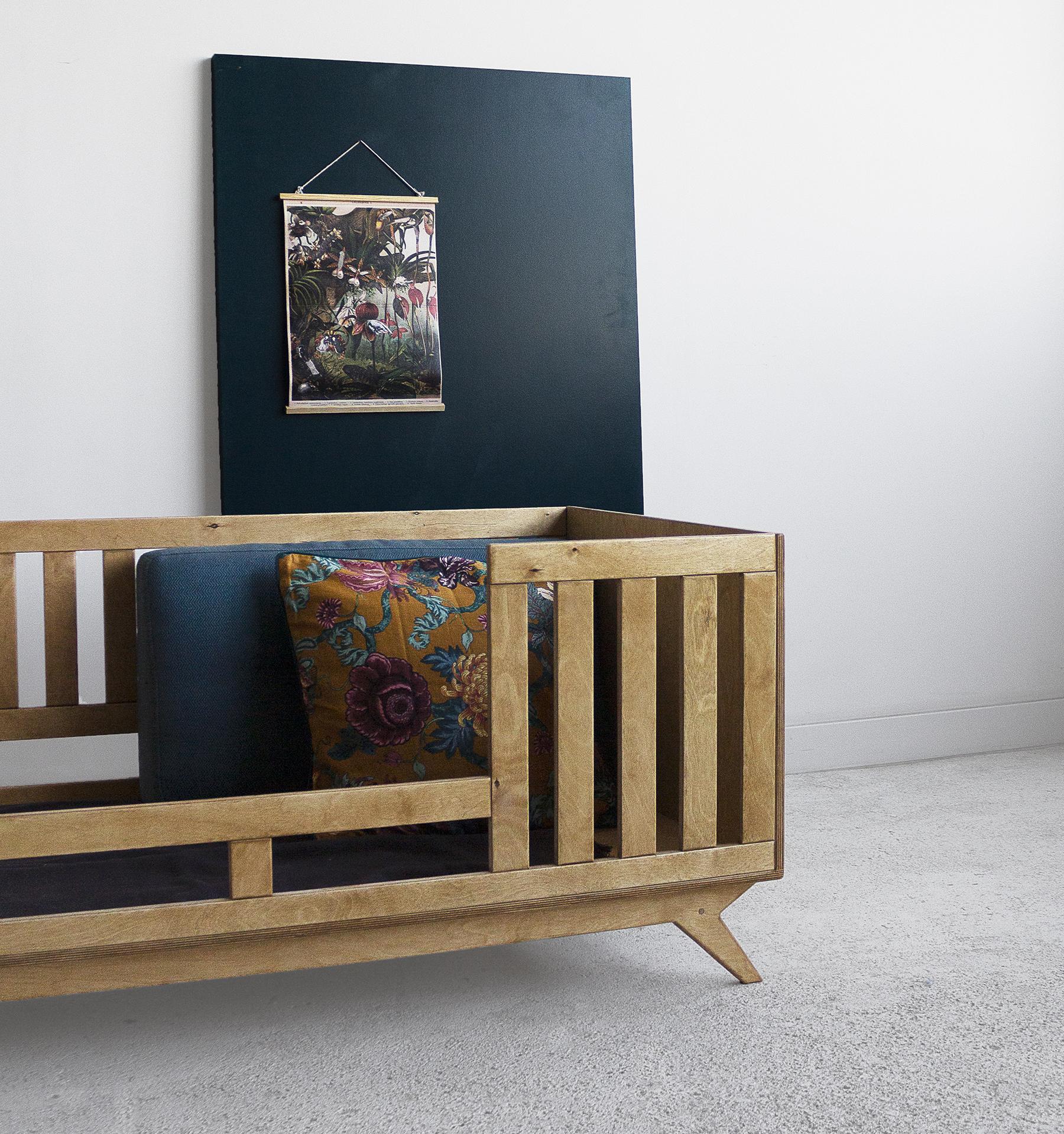 łóżko dziecięce montessori