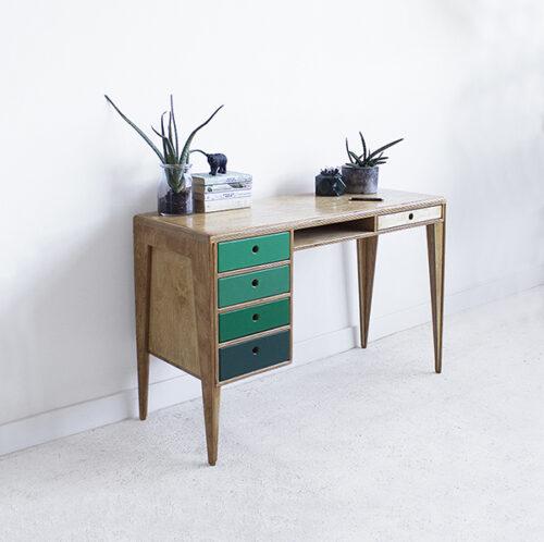 biurko nowoczesne sklejka
