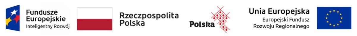 Fundusze Europejskie, Rzeczpospolita Polska, Unia Europejska Europejski Fundusz Rozwoju Regionalnego